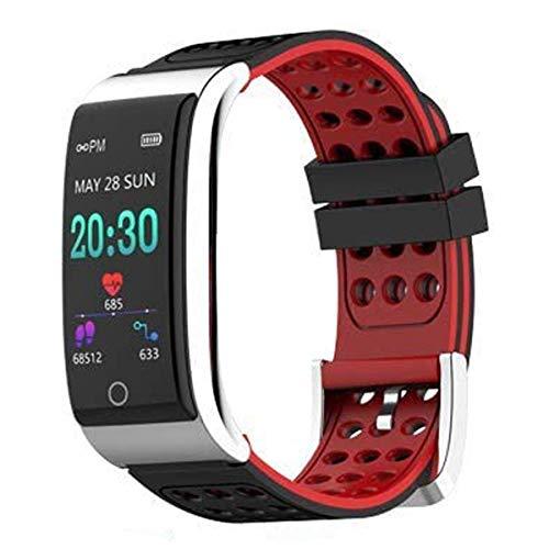 SmartWatch Pulsera Actividad, Zeerkeer Fitness Tracker Reloj Deportivo Bluetooth Impermeable IP68 con Monitor de Frecuencia Cardíaca, Compatible con Android iOS