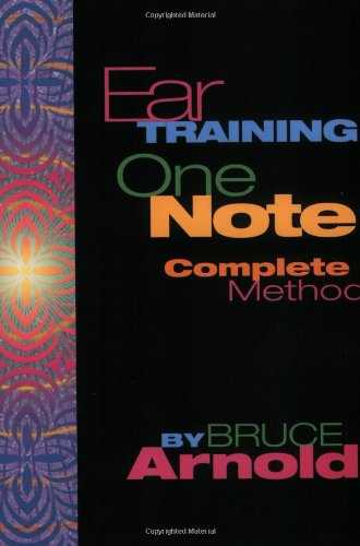 Ear Training: One Note Complete Method with 3 CDs