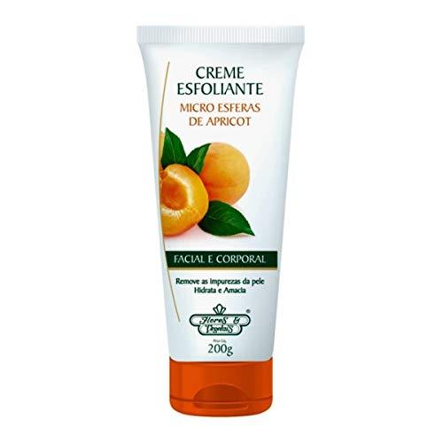 Flores & Vegetais Creme Esfoliante Apricot 200G