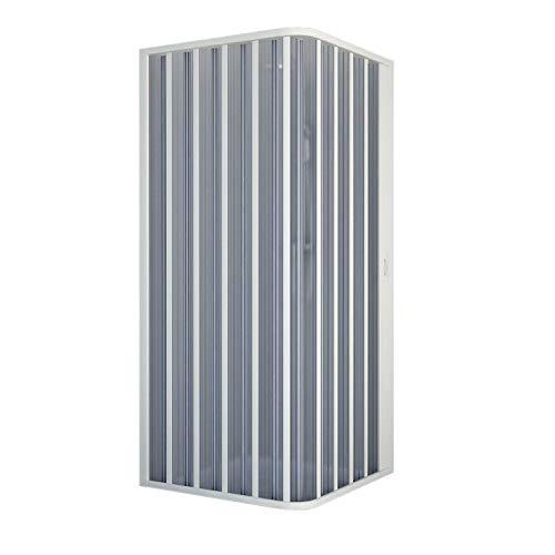 Forte Box Doccia 70x90CM H185 PVC MOD. Energy Laterale