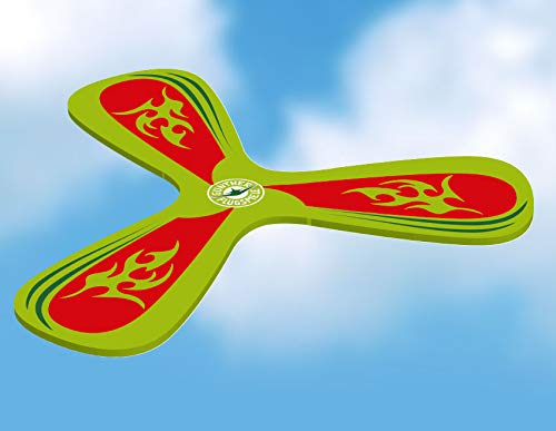Eva Shop® Paul Günther Bumerang Mc Squeezy 1543 Boomerang Flugspiel