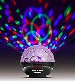 soundcandy Rave Ball Light Show Bluetooth Speaker