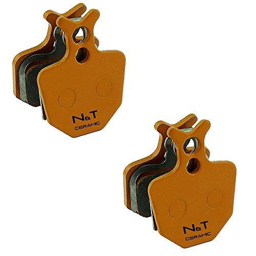 Guide RS Guide RSC ET GUIDE ULTIMATE 2x Noah and Theo nt-bp021//CR c/éramique plaquette frein /à disque compatible avec SRAM GUIDE R