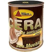 Promade - Cera preparada para muebles 750 ml (Nogal)