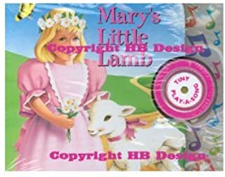 Mary's little lamb (Tiny play-a-song)