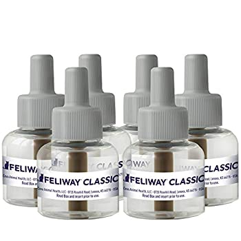 FELIWAY Classic Cat Calming Pheromone 30 Day Refill - 6 Pack