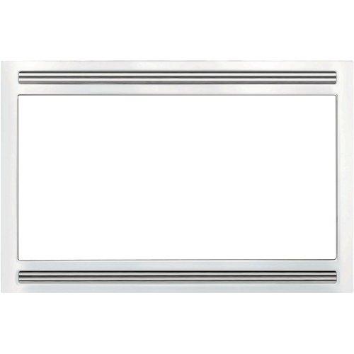 Frigidaire MWTK27KW, 27-Inch, White Microwave Trim Kit