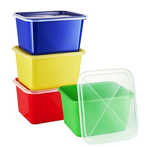 plastic containers school - 3