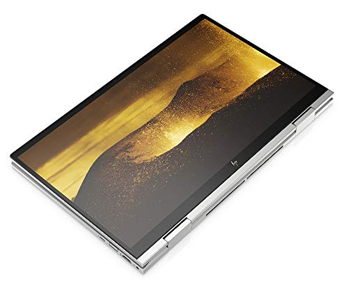 HP ENVY x360 15-ed0252ng (15,6 Zoll / FHD IPS Touch) 2in1 Convertible (Intel Core i5-1035G1, 8GB DDR4 RAM, 256GB SSD, Intel UHD Grafik) Windows 10 Home, Silber