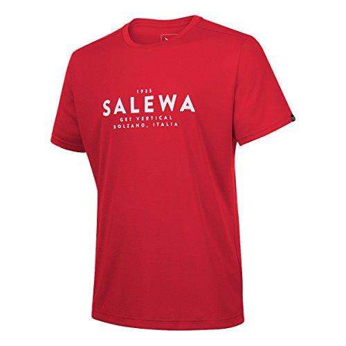 Salewa Puez Dry T-Shirt pour Homme. S Kamille Yellow