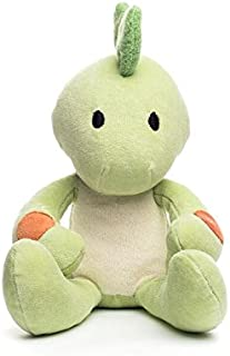 Bears For Humanity Organic Dinosaur Animal Pals Plush Toy, Green, 20""
