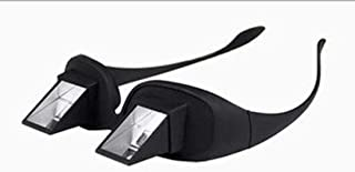 Hilai vidrios Perezosos horizontales Gafas de Alta definición periscopio tumbarse Ver Leer TV Abajo periscopio Gafas