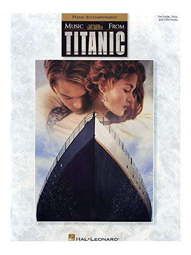 Music from Titanic: Piano Accompaniments for String Instrumental Folios