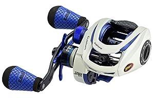 LEW'S FISHING Custom Inshore Speed Spool SLP Series, Baitcasting Reel, Fishing Reel, Fishing Gear and Equipment, Fishing Accessories (CI1SH)