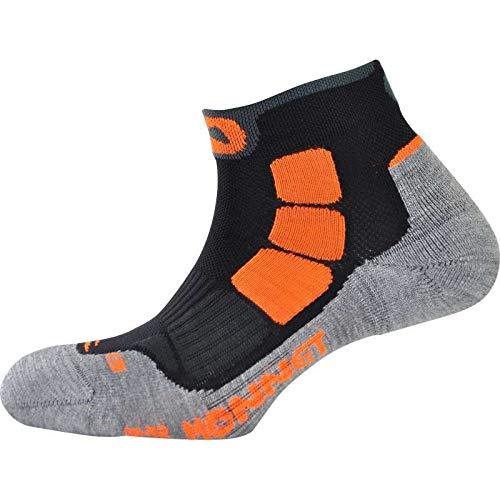 MONNET - Socquettes Trail Air 41/42 - Orange