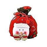 sfadf Bolsa para caramelos de Navidad, bolsa de caramelos, bolsa de...