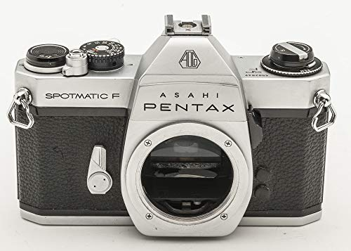 Pentax Asahi Spotmatic F Gehäuse Body SLR Kamera Spiegelreflexkamera