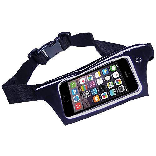 Pochete Fitness Corrida p Cintura Porta Celular E Objetos
