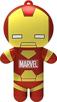 Lip Smacker Marvel Super Hero Lip Balm Iron Man Billionaire Punch Flavor