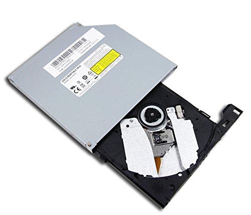 Masterizzatore DVD Super Multi 8X RW DL per Lite-On PLDS DVD-RW DA8A6SH DA8ASH14B Slimtype DVD 24X CD-RW Writer Laptop Interno 9,0 mm Slim Tray-Loading SATA Optical Drive