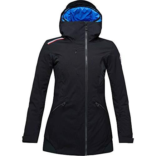 Rossignol Cadran Long Jacket Chaqueta De Esquí, Mujer, Black, M