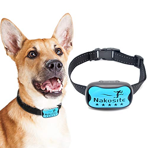 Nakosite DOG2433 Mejor Collar Antiladridos Perros para Peque