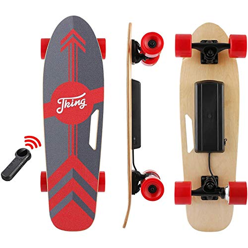 Tooluck Skateboard Elettrico, Skateboard Elettrico con...