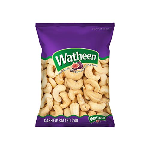 Watheen Special Roasted Salted Cashew Nuts 250g