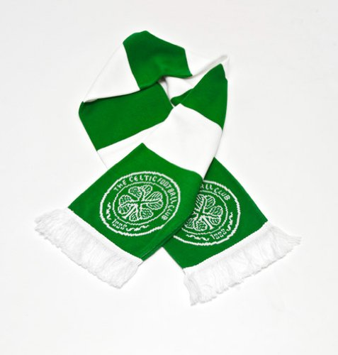 Celtic FC | Licensed Bar Scarf | Ships from USA