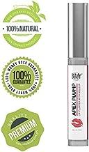 Apex Plump - Premium Collagen Lip Plumper   Lip Enhancer   Instant Plumping   Lip Treatment   Fuller Lips   Lip Filler   Lip Injection & Botox Free   Organic & Natural   Beauty Enhancement Serum  