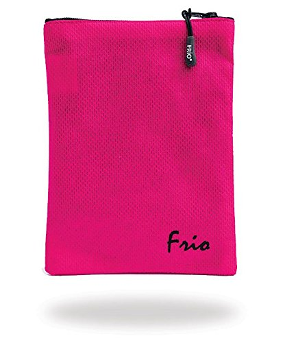The Frio Viva Zipper Wallet is a bright and colourful way to store your medication. Our Viva Pink has all the great quality's of our classic Frio Wallets but comes with a zip. Available in two colours