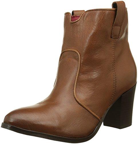 Buffalo London Damen ES 30819 Garda Cowboy Stiefel, Braun (Caramelo 01), 39 EU