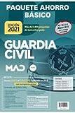 Paquete Ahorro BÁSICO Guardia Civil 2021. Ahorra 56 € (incluye Temarios 1, 2, 3 y 4; y acceso a Curso Oro con 5.400 preguntas test online)