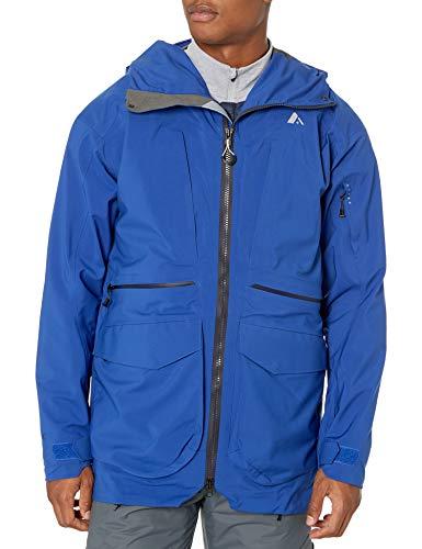 Orage Corbet - Chaquetas de esquí para hombre, color azul, talla M