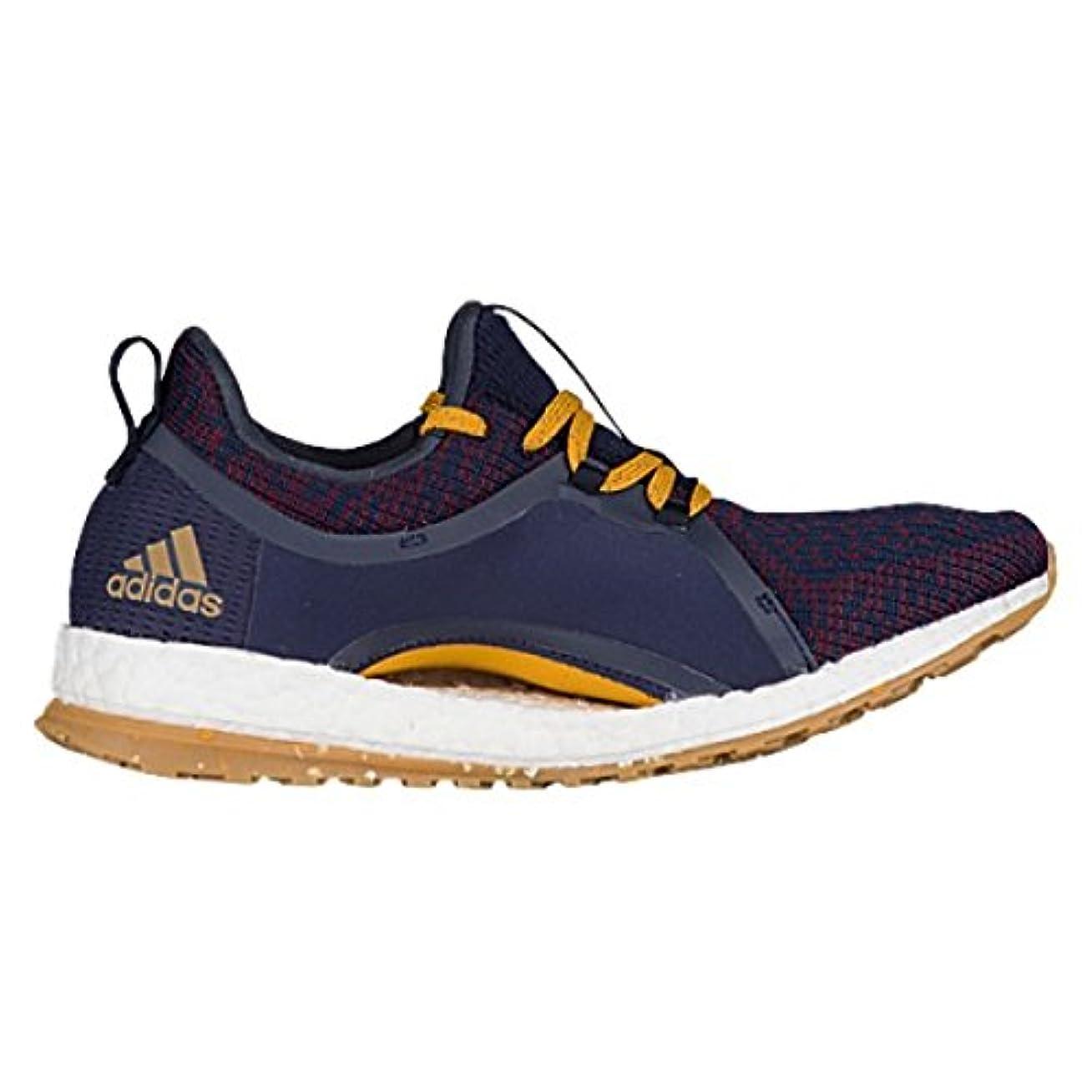 安全でない温かい踏み台(アディダス) adidas レディース ランニング?ウォーキング シューズ?靴 Pure Boost X All Terrain [並行輸入品]