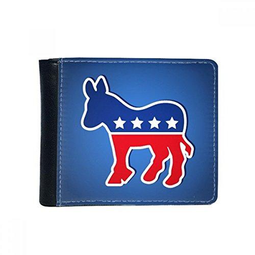 DIYthinker América Los Estados Unidos Partido Demócrata Emblema del Burro del tirón...