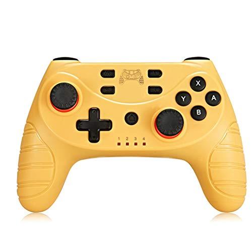 Sweo Manette de jeu sans fil Bluetooth Joystick Console de jeu Manette de jeu pour Switch Lite pour les jeux