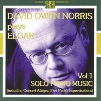 David Owen Norris Plays Elgar