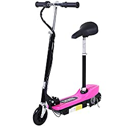 ✅Metal frame construction for added durability. ✅Easy carry thanks to folding mechanism ✅Max Speed: 10km/h, Max Distance: 6-8km, Battery: 6-8Hrs ✅Adjustable Twist Grip Acceleration Handle 86-96cm for added comfort & Hand brake for safety ✅Overall Dim...