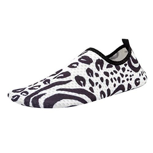 Sale!! Eimvano Water Shoes Women's Men's Outdoor Beach Swimming Aqua Socks Quick-Dry Barefoot Shoes ...