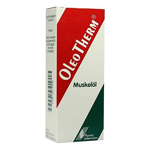 OLEOTHERM Muskelöl 50 ml Öl