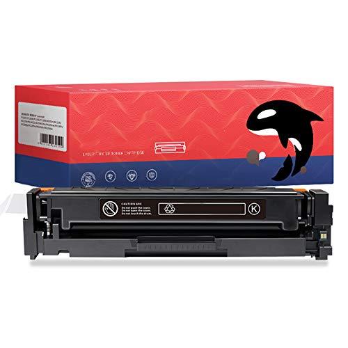 HBOY Cartridge Cartridge Set voor HP M254dw 254nw 280nw 281fdw 281fdn met chip 3200 Pagina's Zwart rood Blauw Geel Grote Capaciteit doet geen pijn Printer Kantoorbenodigdheden