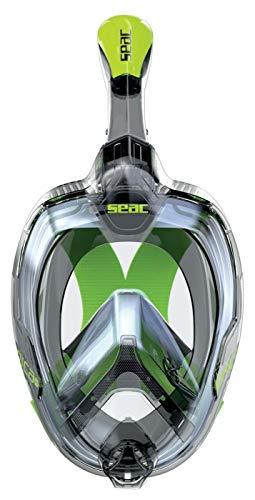 Mascara Snorkel marca SEAC