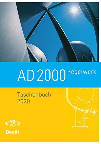 AD 2000-Regelwerk: Taschenbuch - Ausgabe 2020 (Beuth Praxis)