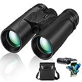 Best Compact Binoculars - 10x42 Binoculars for Adult - Cycvis Bird Watching Review