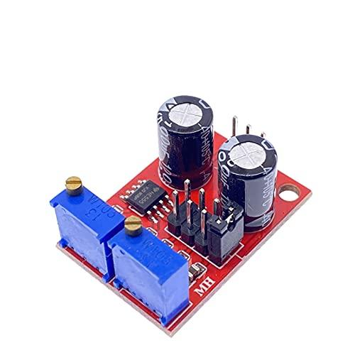 Sensores eléctricos industriales NE555 Frecuencia de pulso Ciclo de trabajo ajustable Módulos...