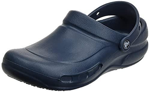 Crocs Bistro Model, Zuecos Unisex, Azul, 38 EU
