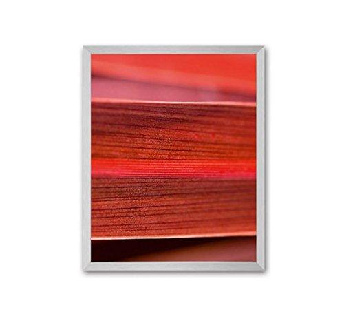 Sigel GA302 fotolijst met diepe profiel, 40 x 50 cm, aluminium, zilver