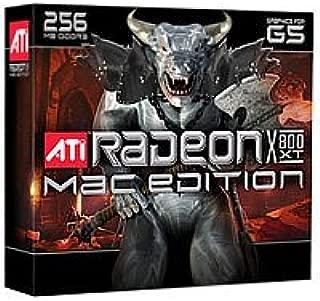 ATI 100-435317 Radeon X800 XT Mac Edition for G5 256MB AGP Video Card