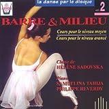 la danse par le disque vol.2-barre & milieu-co